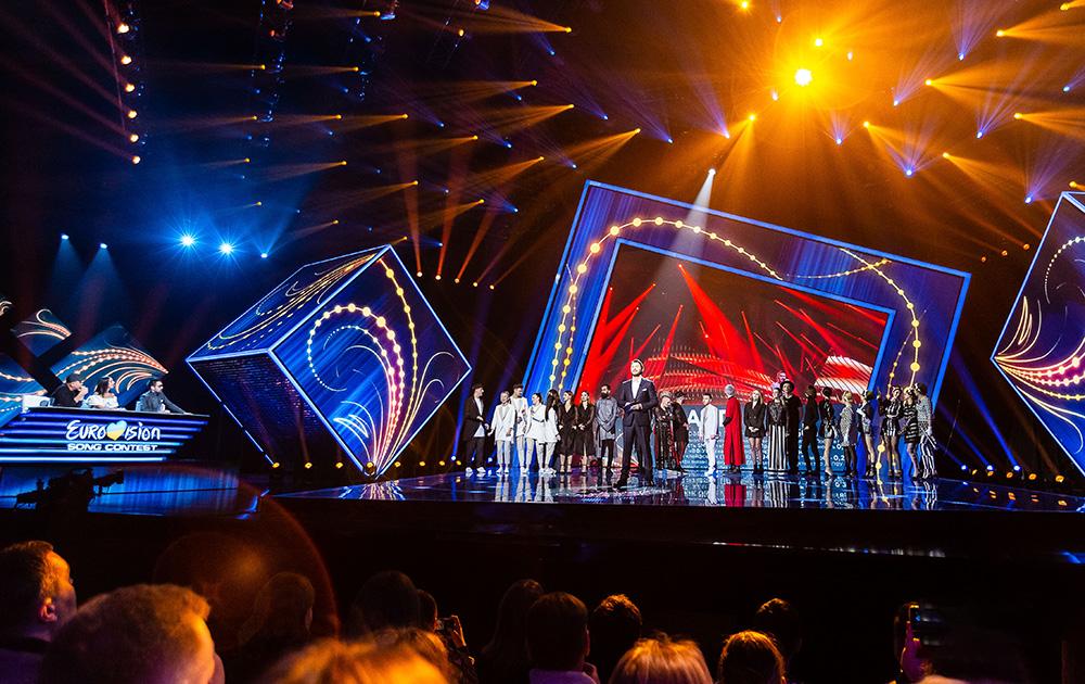 🎤 Відбір на Євробачення 2020 — слухайте пісні, які змагатимуться в першому півфіналі (відео)