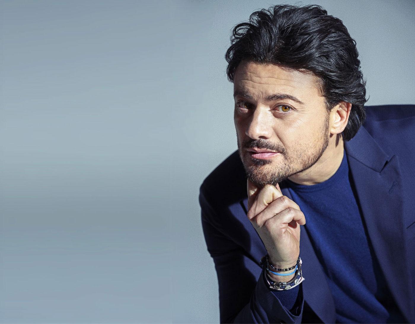 🎤 Do Kyjeva z lekcijeju pryїde italijśkyj opernyj spivak Vittorio Grigolo. Jak potrapyty
