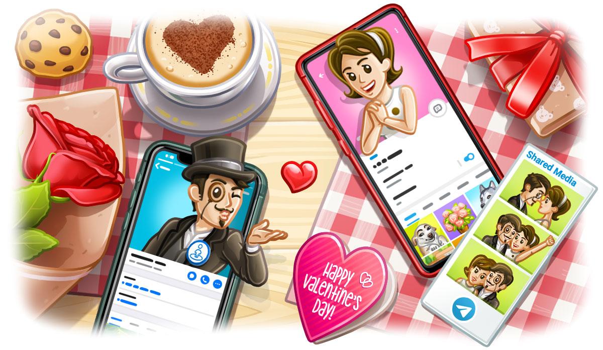 💕 Оновлення Telegram: мессенджер дрейфує убік Tinder