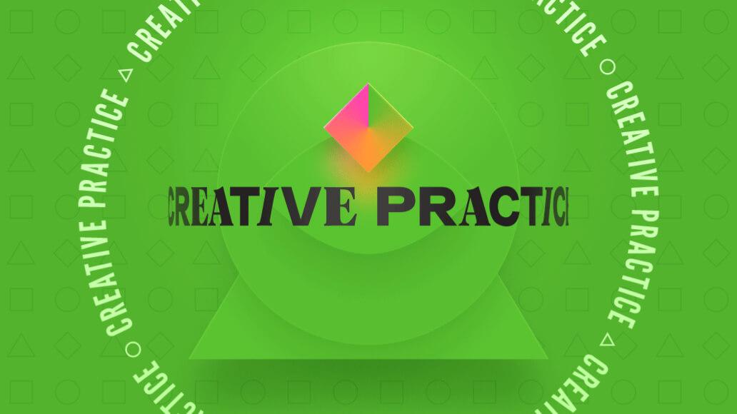 👨🏼💻 Відкрили набір на другий потік Creative Practice — безкоштовний онлайн-курс про дизайн від 26 креативних компаній