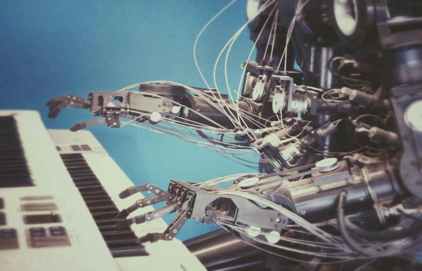 🤖 Співаючий робот-композитор поїде в концертний тур