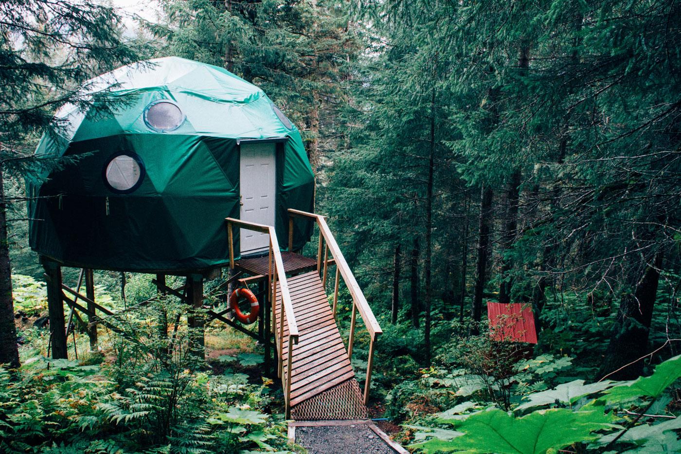 🏡 Airbnb ogolosyla konkurs z pryzovym fondom $ 1 mln na najnezvyčnišyj budynok dlja gostej