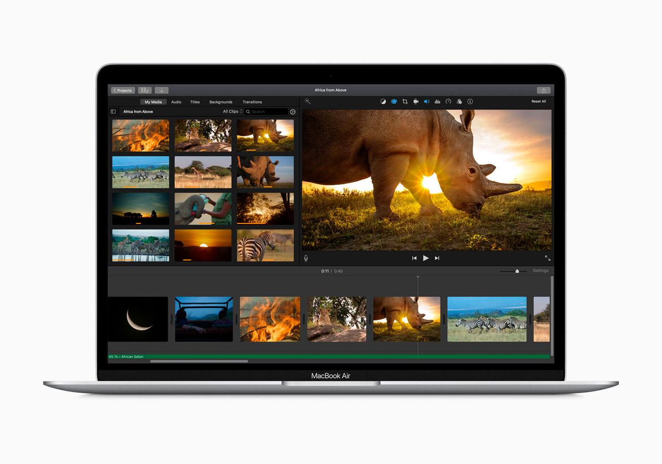 💻 Novyj MacBook Air: narešti te, čogo čekaly fanaty linijky