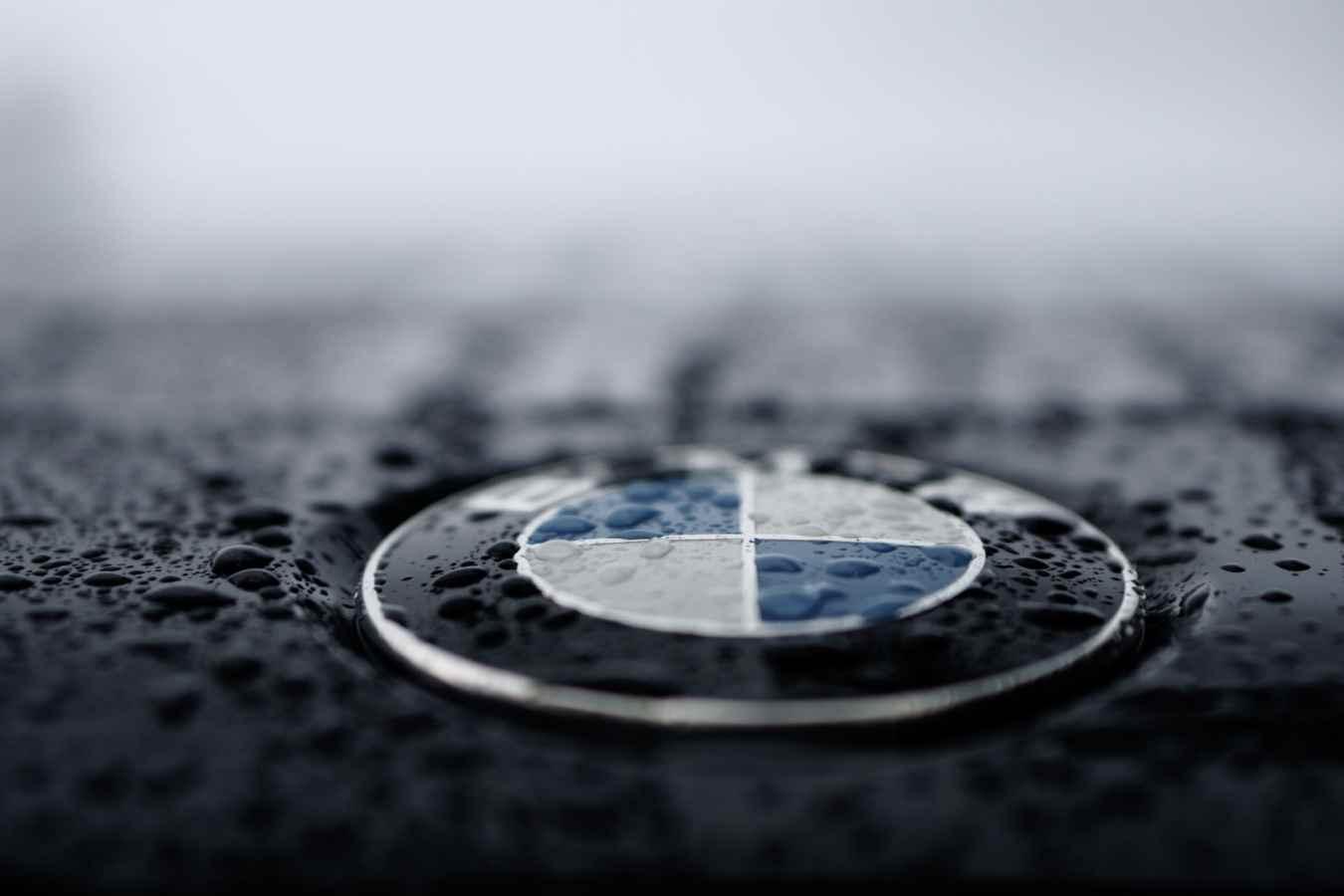 🚙 BMW презентувала новий логотип — ера електрокарів