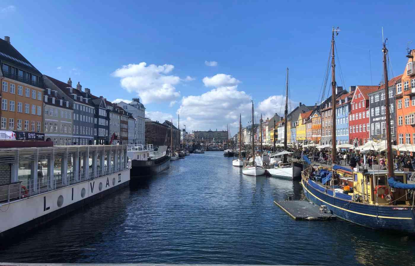 🚣🏻♂️ Park na vodi: u Kopengağeni vygadaly plavuči zony vidpočynku
