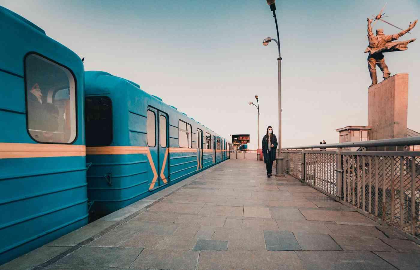 🚇 Kyїvrada pryjnjala rišennja, ščo dozvolyť zapustyty 4G v metro