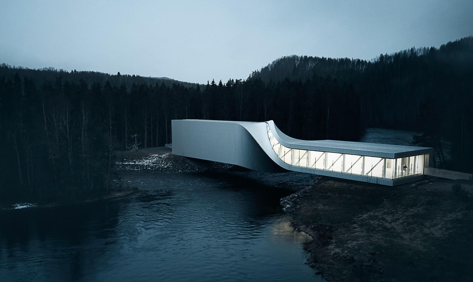 🇳🇴 У Норвегії побудували унікальний міст-музей