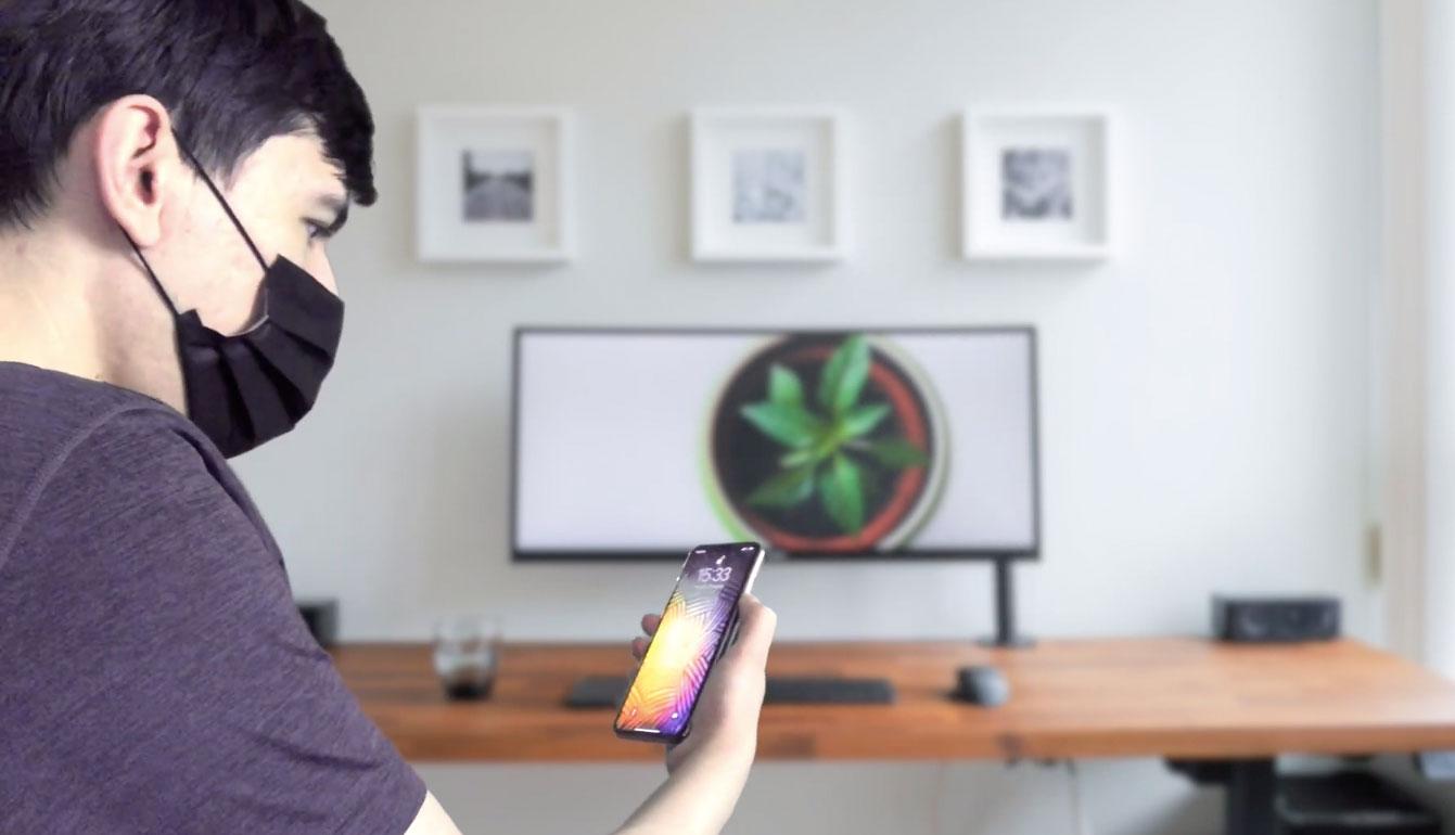 📱 Apple dozvolyť Face ID rozblokovuvaty telefon v zahysnij masci