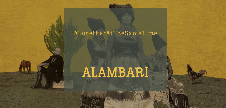 💃🏻 Gurt DakhaBrakha zapustyv kuľturnyj flešmob #TogetherAtTheSameTime