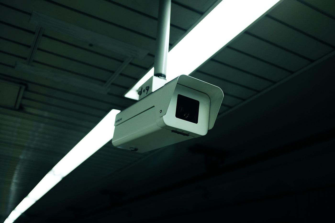 🌡 U Kyjevi vstanovljať kamery z rozpiznavannjam temperatury ljudej