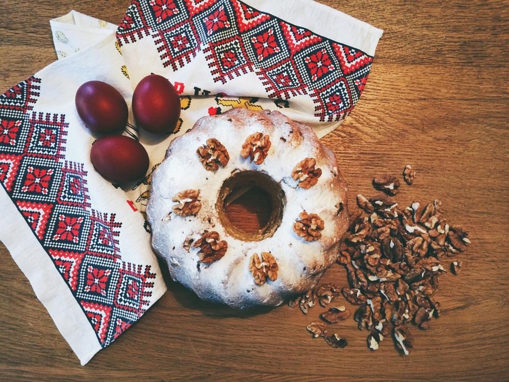 🐤 Test: jaki stravy їdjať na Velykdeń v riznyh kraїnah + recepty