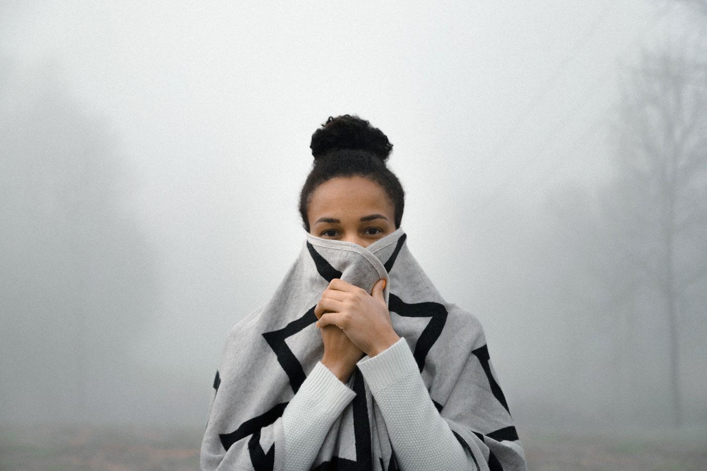 🧣 Вчені створили унікальний шарф, котрий може замінити медичні маски