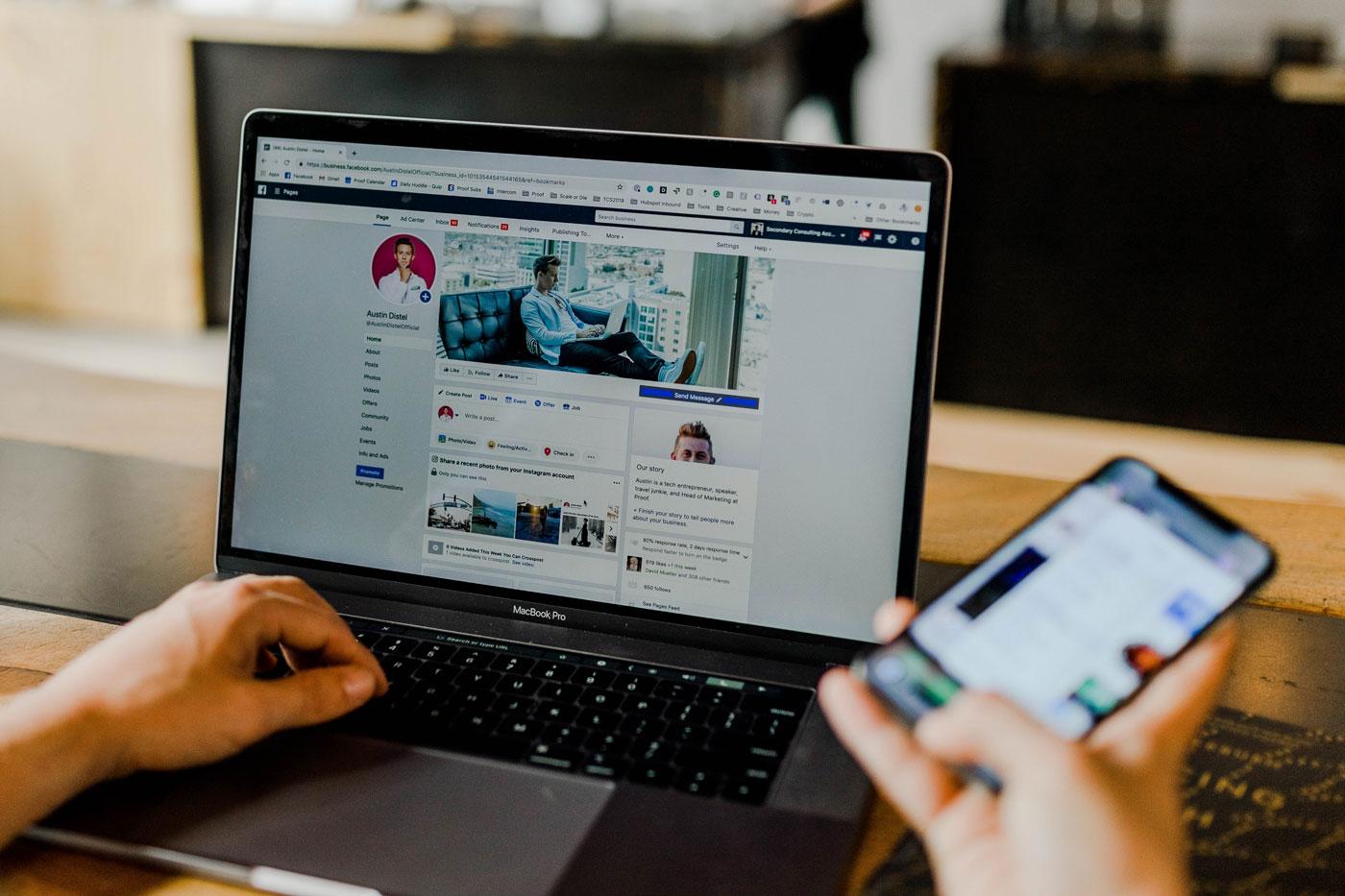 🗞 Facebook планує створити своє журналістське видання