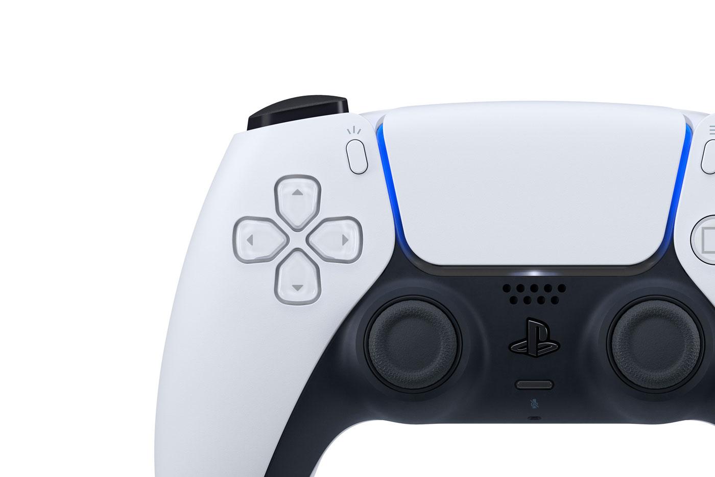 🎮 Sony pokazala ğejmpad PlayStation 5 — DualSense