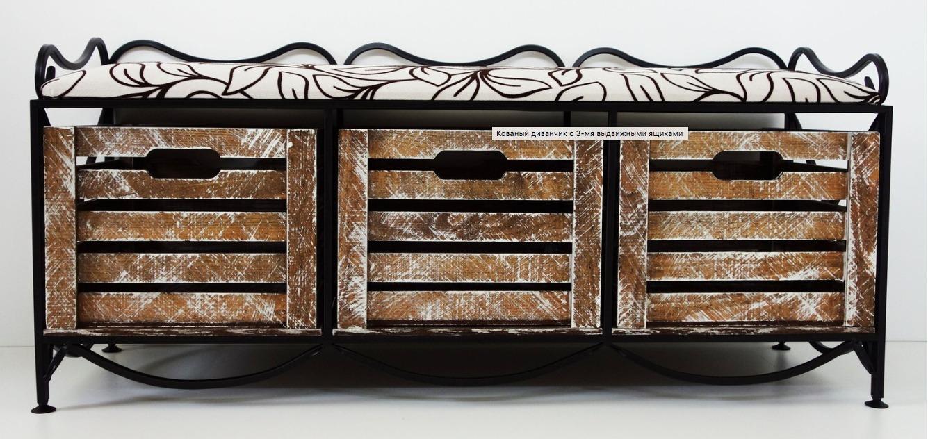 🇺🇦 Купуй українське: меблі з деревини та металу Lepuf