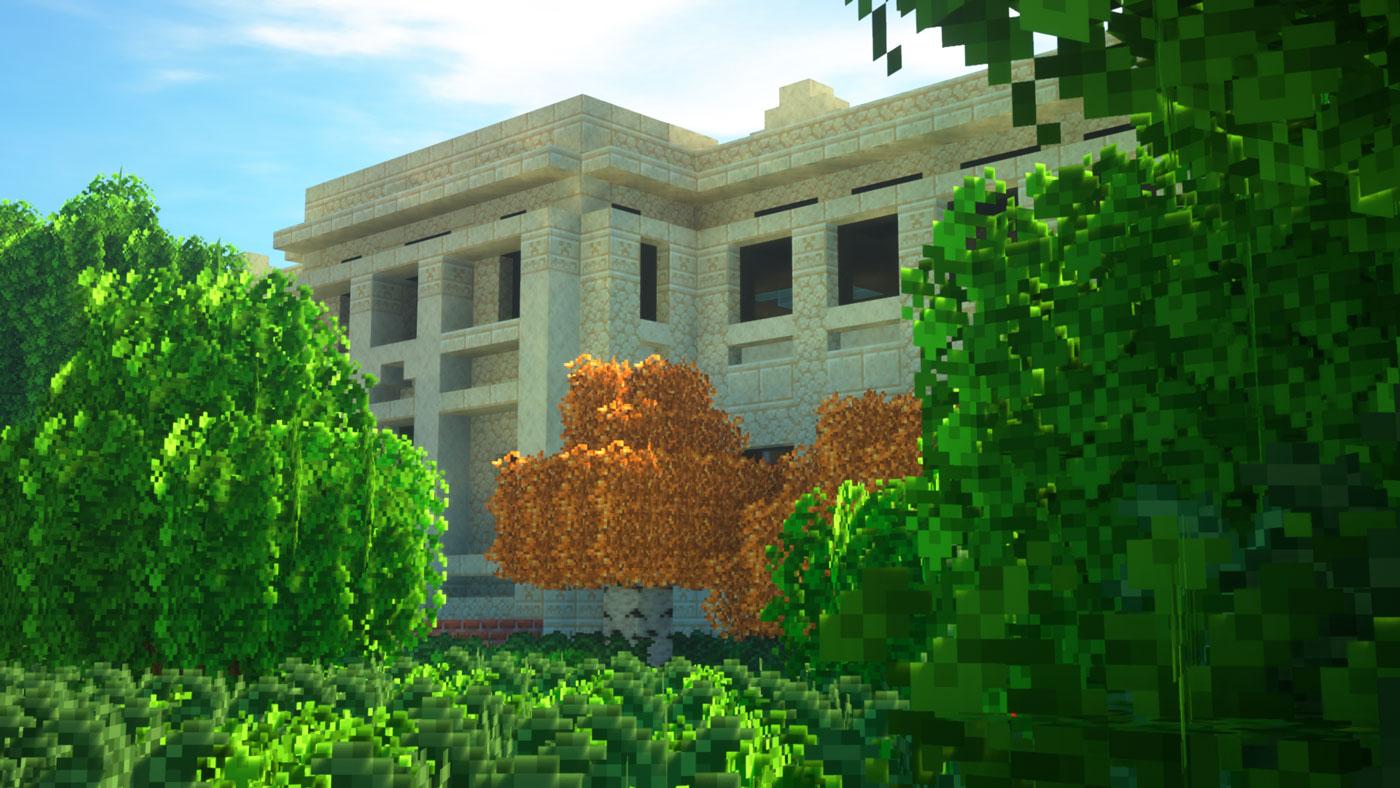 ⛏ Креатив на карантині — випусники збдували свій універистет в Minecraft