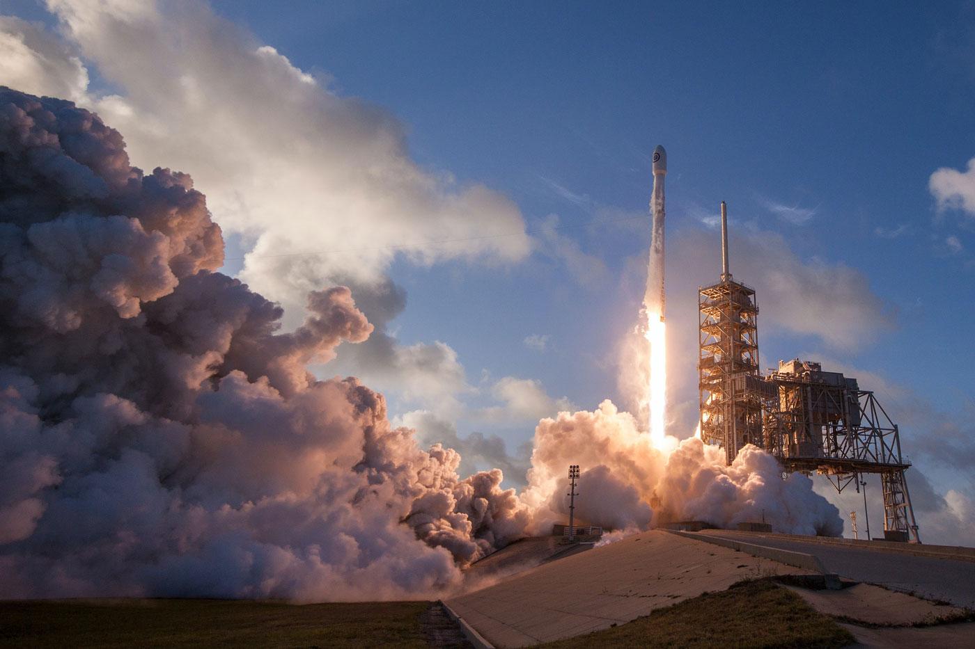 🚀 Ukraїno-amerykanśka raketa Firefly Aerospace vidpravyťsja v kosmos