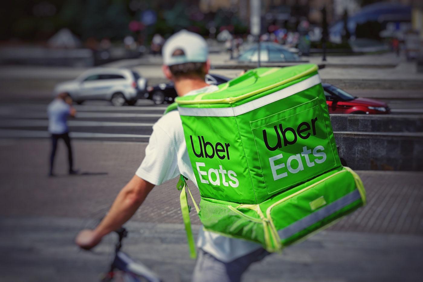 🛵 «Symuljator kur'jera Uber Eats»: amerykaneć zapustyv strim na Twitch