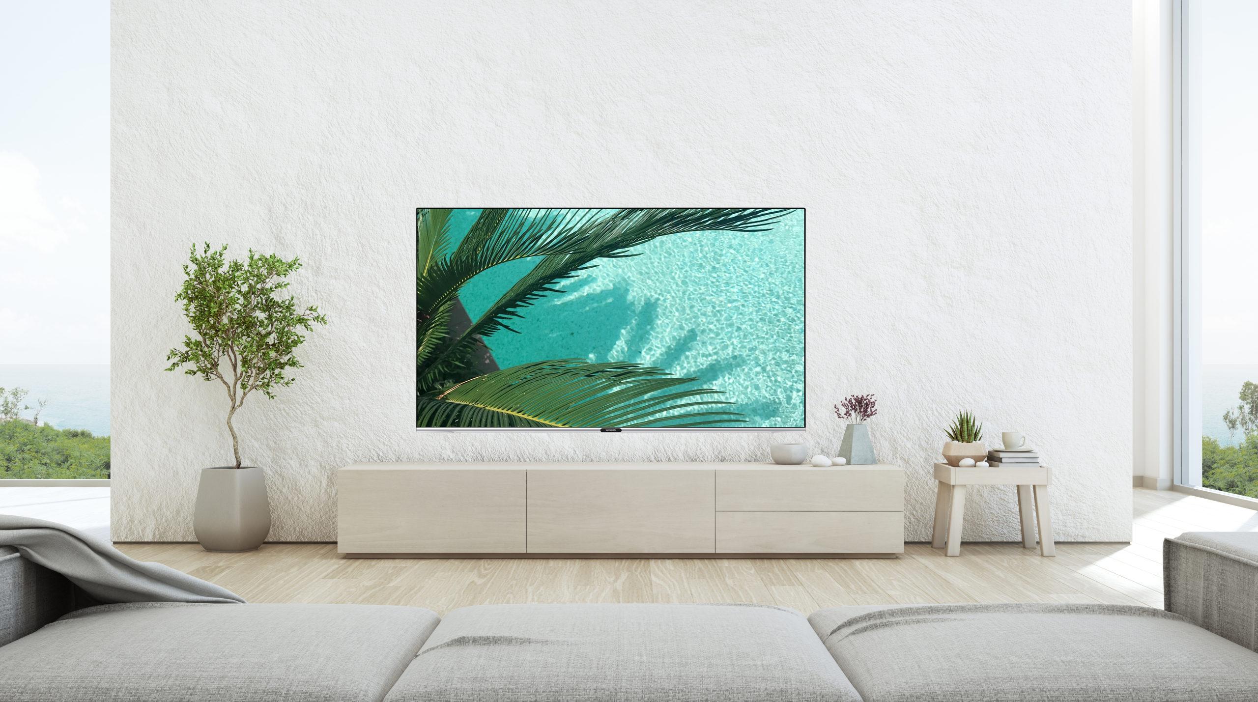🖥️ Skyworth rozpočala oficijni prodaži 4K-televizora Q20 AIoT Dolby Vision v Ukraїni
