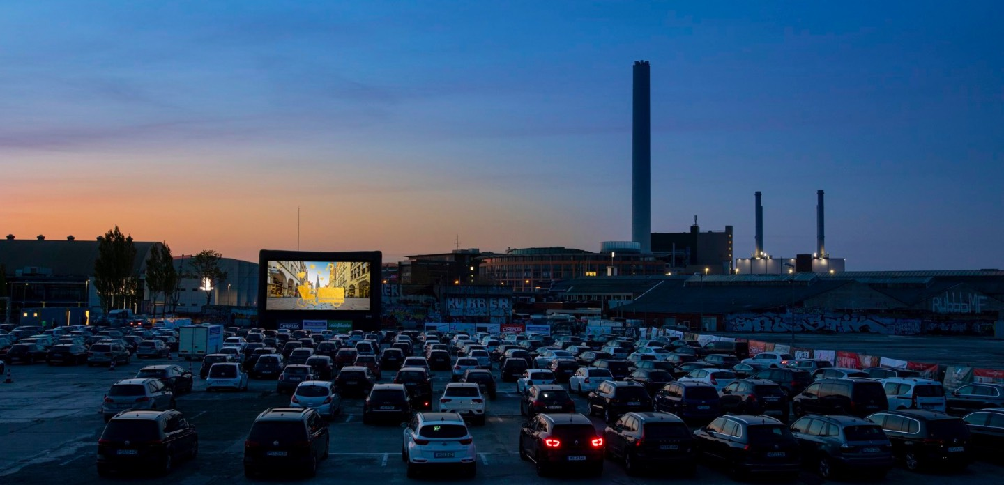 🍿 У Києві відкриють автокінотеатр Kinolife — перші покази вже цього тижня