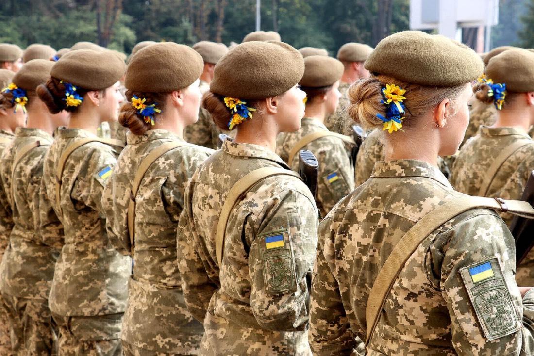 🙋🏼♀️ Vperše v Ukraїni žinka projšla vidbir do specnazu
