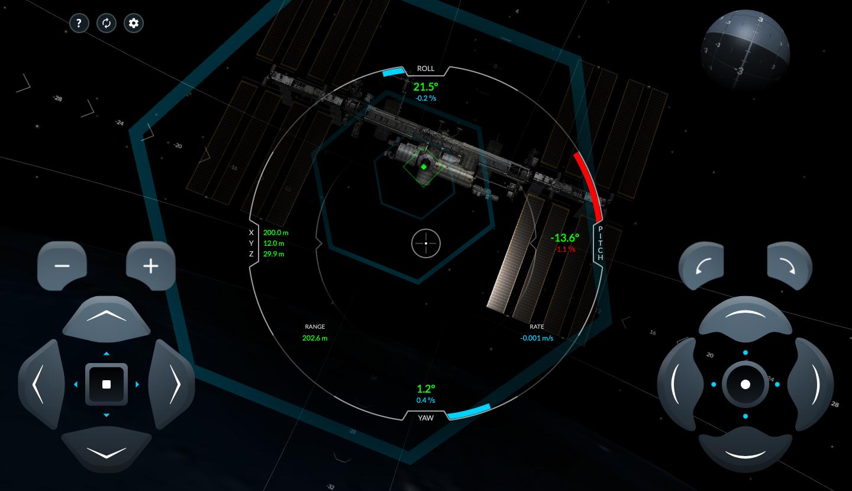 👨🏼🚀 «Симулятор SpaceX»: відчуйте, як це потрапити на Міжнародну космічну станцію