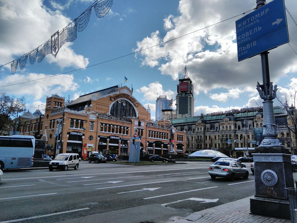 🏛 Бессарабський ринок у Києві планує відкрити свій власний музей