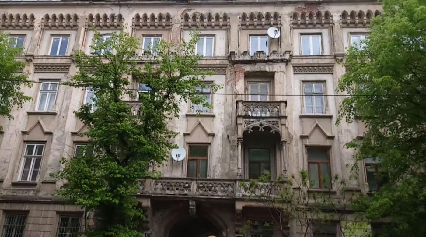 🏛 У Львові реставрують будинок XIX століття, в якому відкриють Першу муніципальну галерею