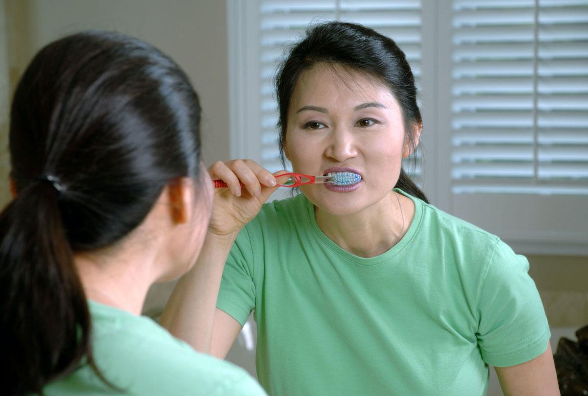 😬 Vyjšov speciaľnyj zastosunok dlja kontrolju čystky zubiv — Dental Care App