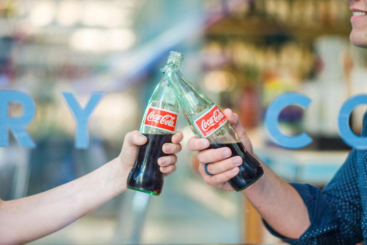 🥤 В Австралії та Новій Зеландії тепер можна придбати Coca-Cola за біткоїн