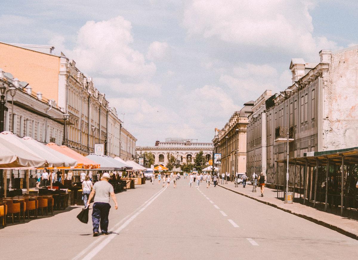 🚧 Кличко повідомив, що наступного року розпочнеться реконструкція Контрактової — проєкт