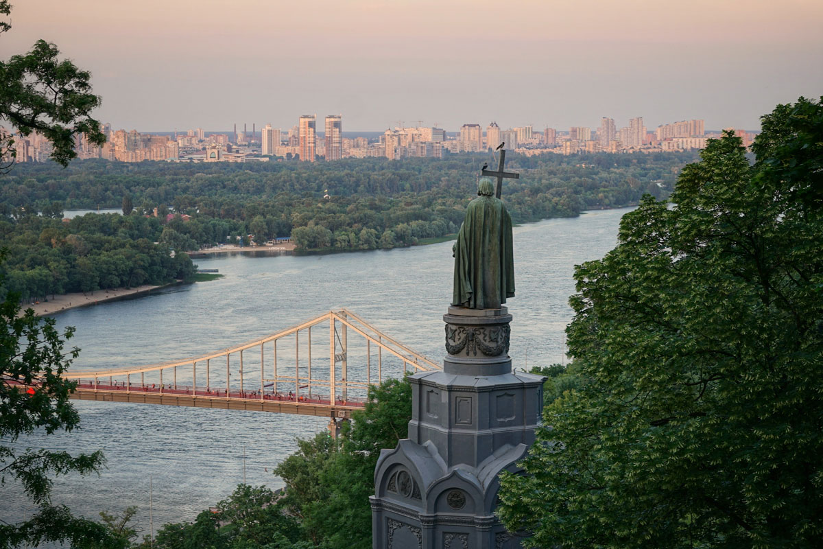 📊 Вийшла інтерактивна мапа якості повітря у Києві — де саме чисті райони