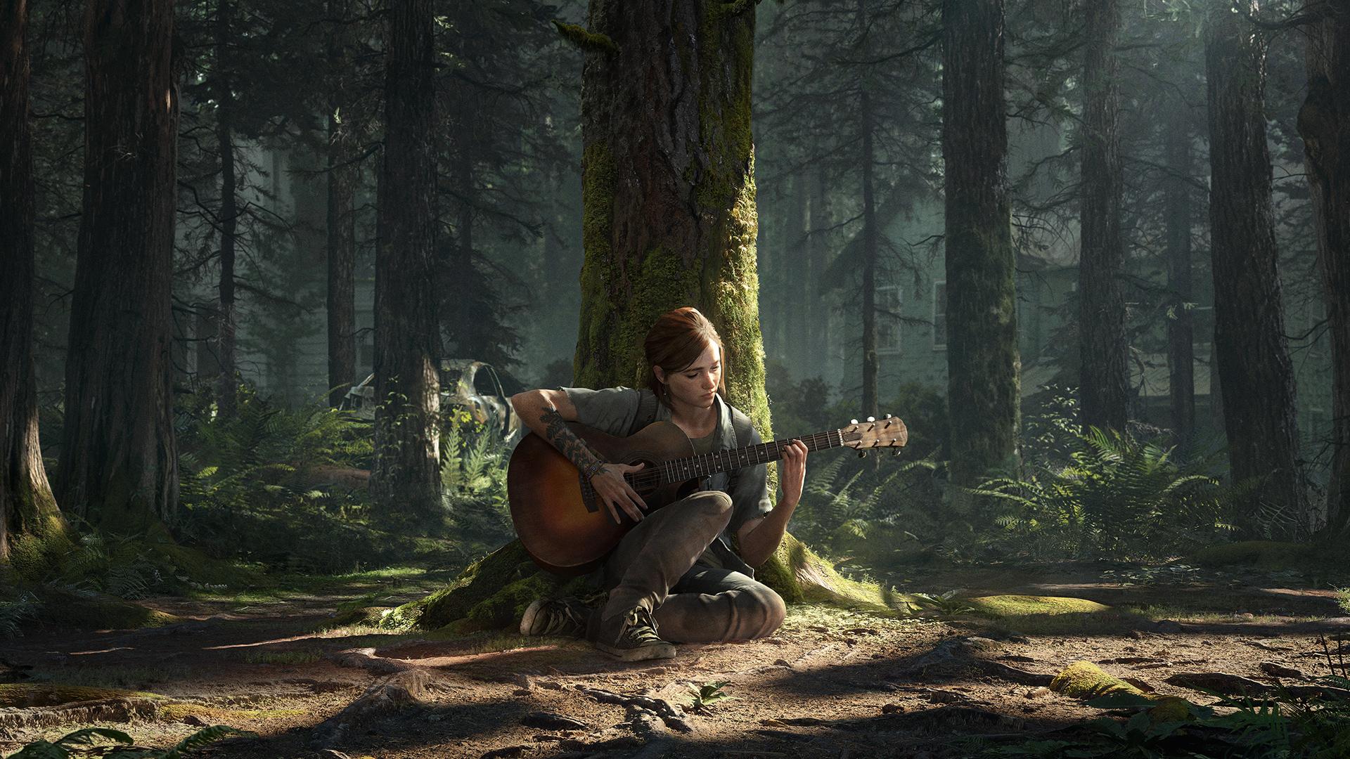 🧟♂️ Вийде український артбук про світ The Last of Us Part ll
