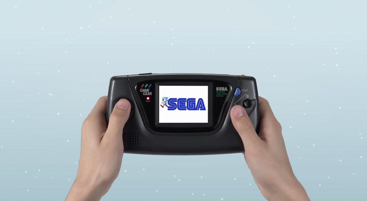 👾 SEGA випустить мініатюрну версію консолі 1990 року — Game Gear Micro