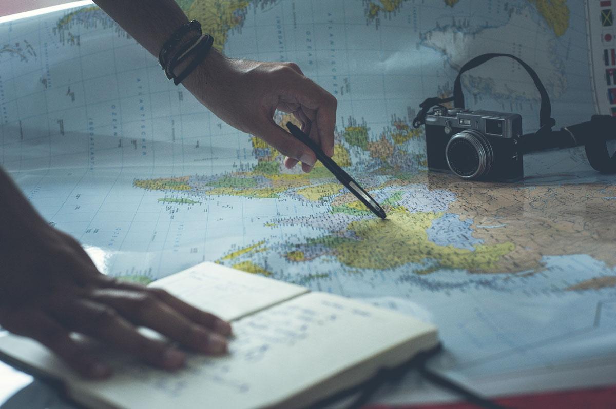 🗺 З'явилась інтерактивна мапа світу для планування подорожей під час пандемії