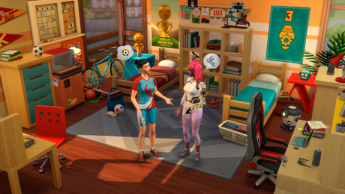 👾 Вийде реаліті-шоу за грою The Sims 4