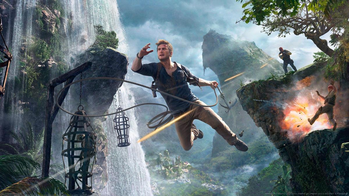 🤠 Sony vypustyť Uncharted 4 na PK