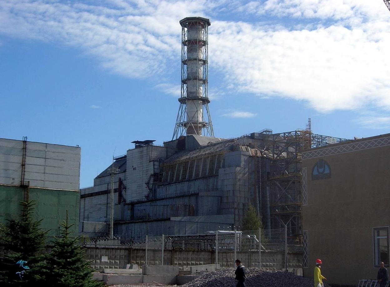 ☢️ До 35-x роковин створять перший мобільний застосунок Чорнобиля з AR