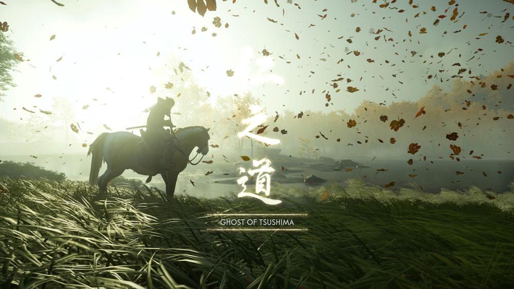 🏯 Gra na časi: Ghost of Tsushima — mesnyk iz seredńovičnoї Japoniї