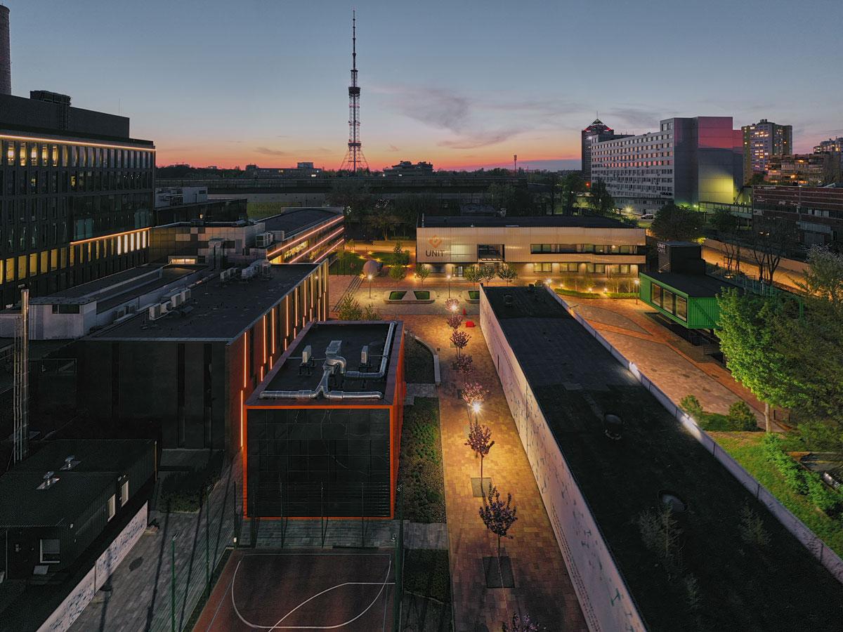 🤝 Jevropejśkyj investycijnyj bank dav €50 mln na novyj kampus v UNIT.City — ščo tam bude