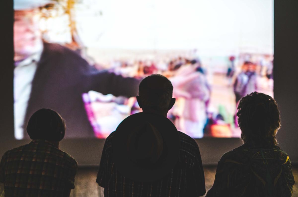 🎬 У Києві відкрили безкоштовний кінотеатр просто неба — розклад