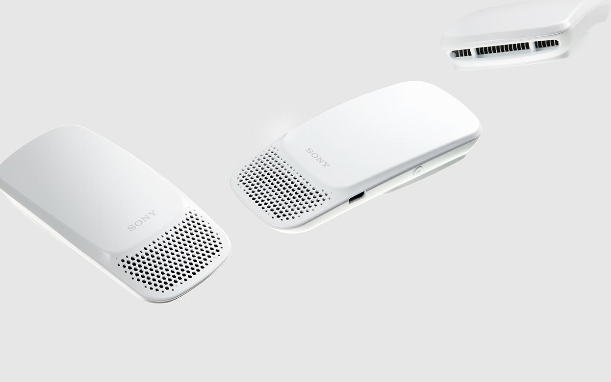 🥵 Sony відкрила продаж кишенькового кондиціонера — Reon Pocket
