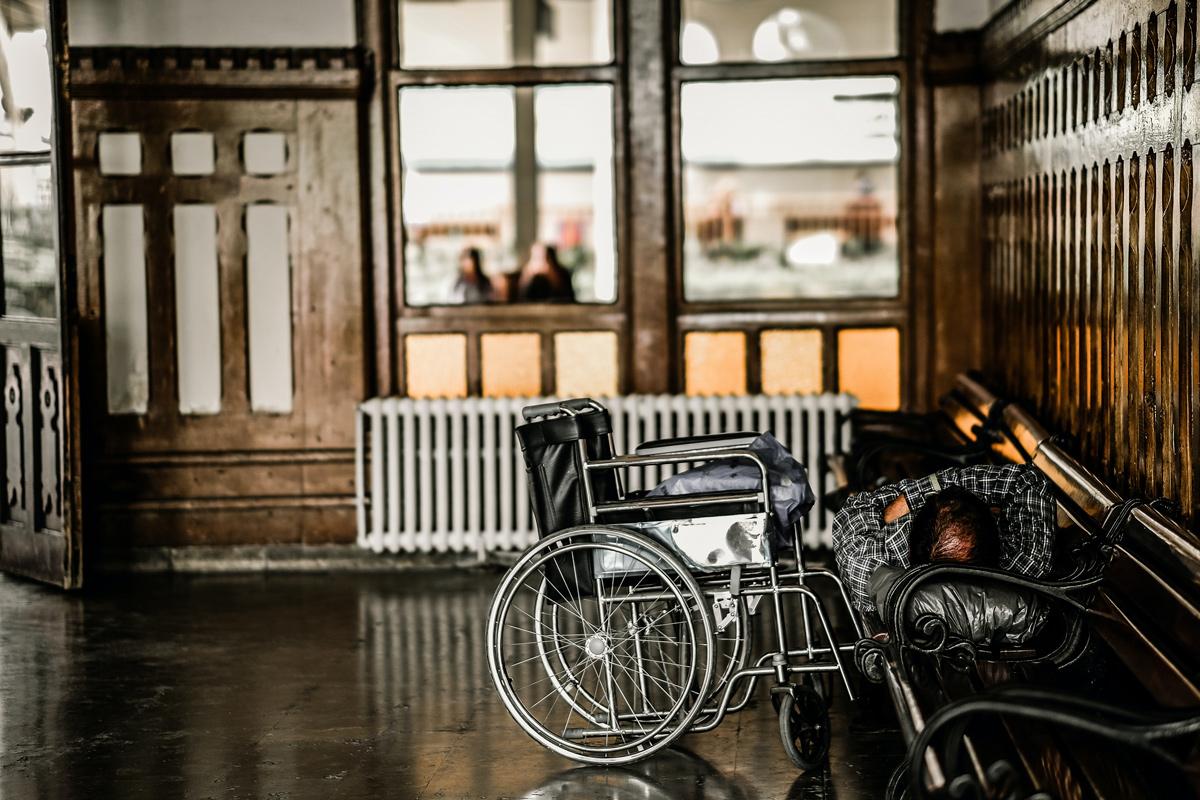 👨🏼🦽 Укрзалізниця облаштує на вокзалах платформи для людей з інвалідністю