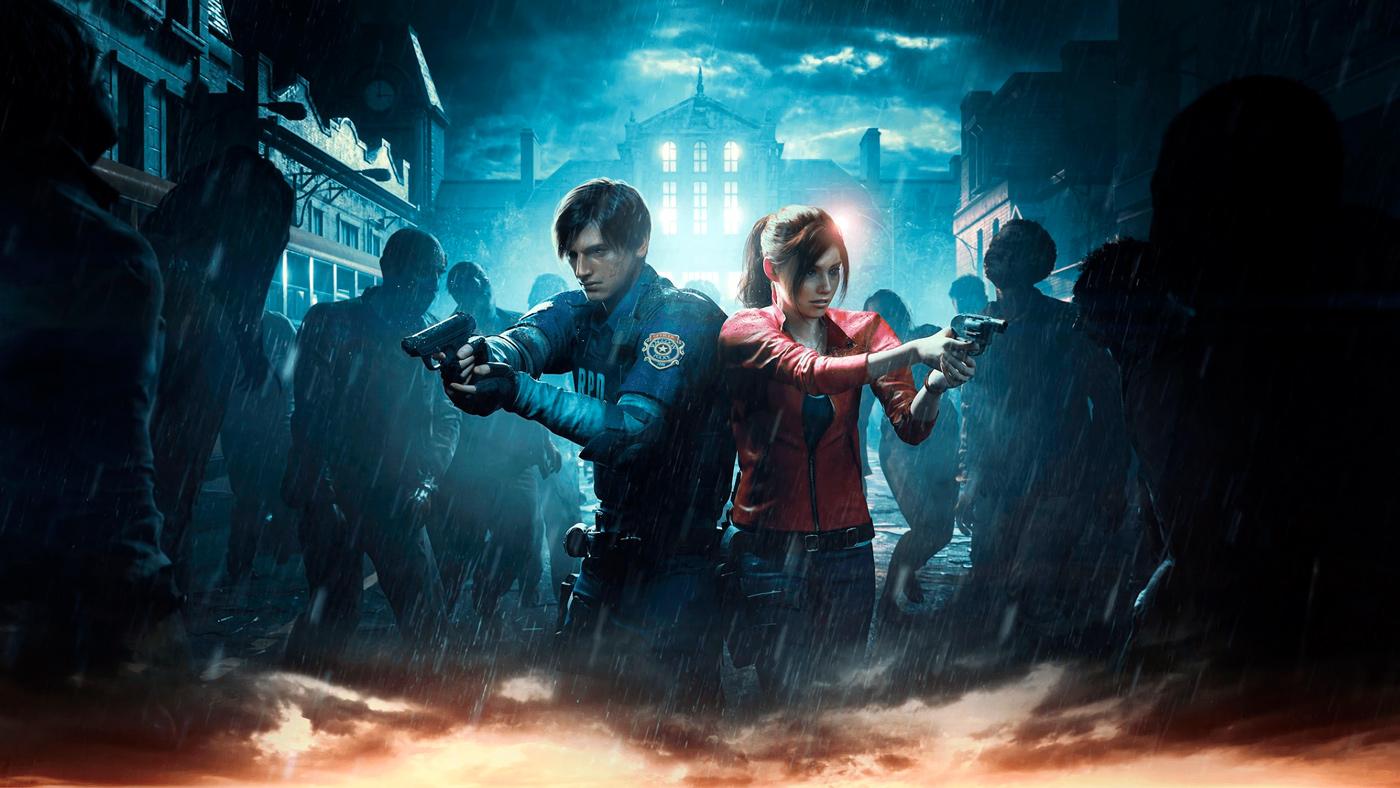 👹 Netflix зніме серіал за грою Resident Evil