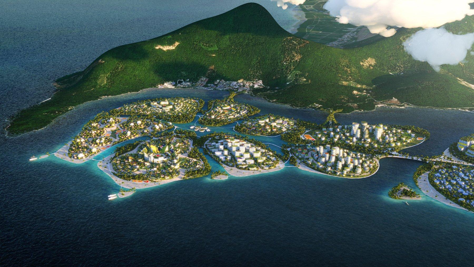 🏘 BiodiverCity: в Малайзії планують побудувати зелене місто майбутнього