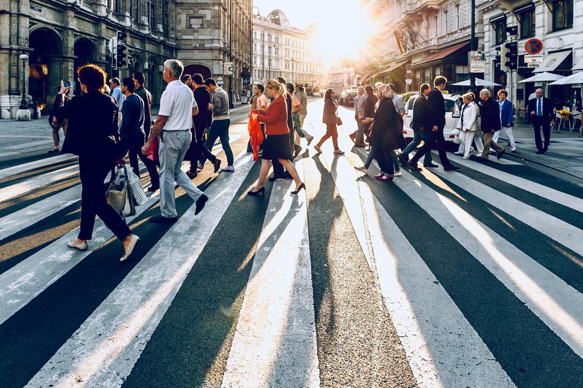 🚶🏼♂️ Урбаністика: 50 причин, чому в місті має бути більше пішохідних вулиць