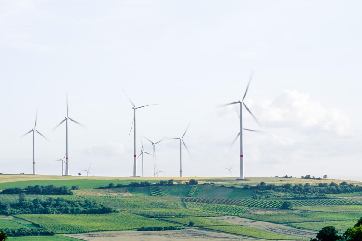♻️ На Дніпровщині побудують перший в Україні гібридний парк відновлювальних джерел енергії