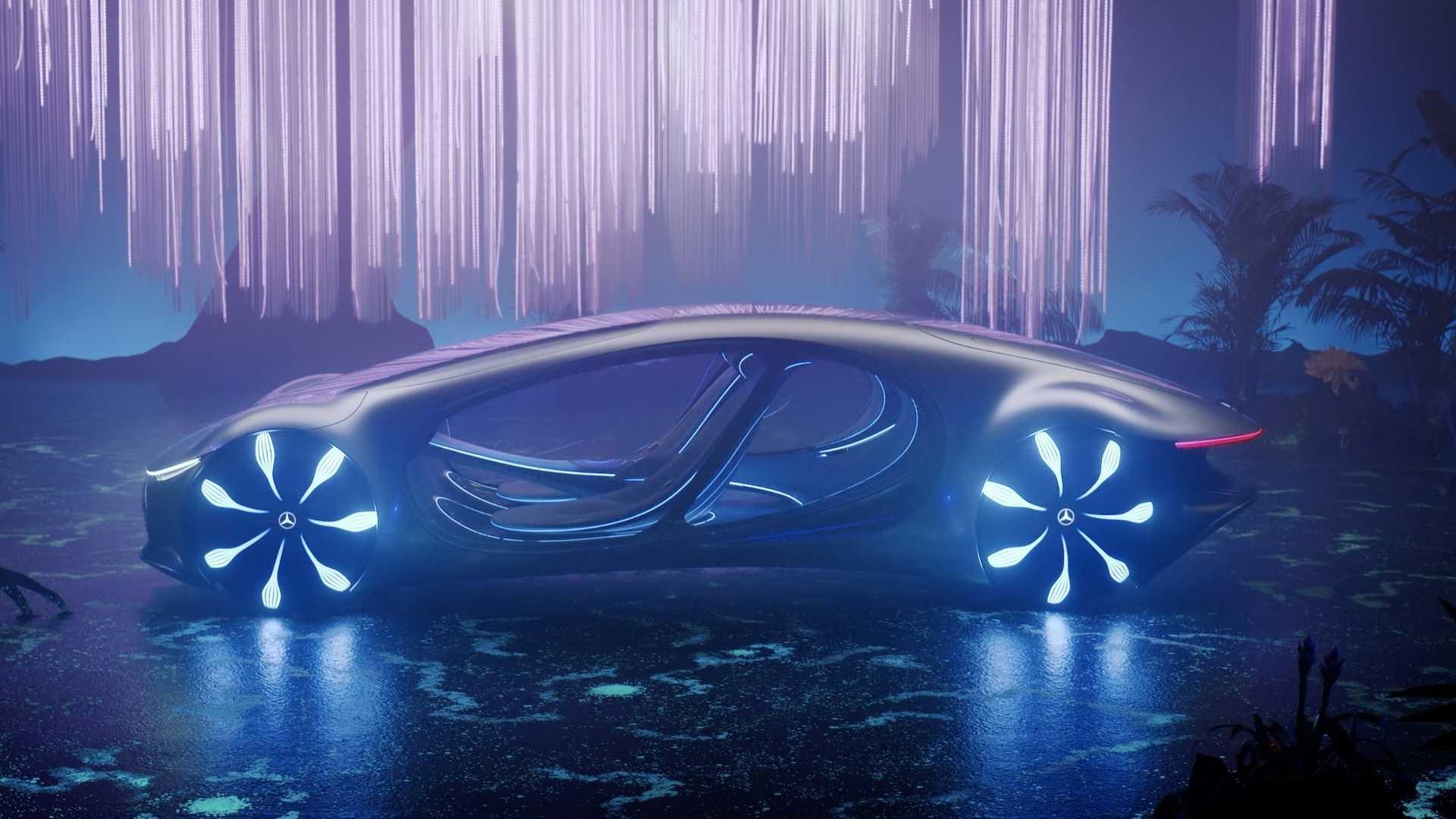 🚗 Mercedes планує стати вуглецево-нейтральною до 2040 року