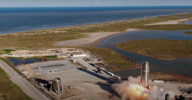 🚀 SpaceX успішно запустила прототип Starship — у майбутньому він полетить до Місяця та Марсу