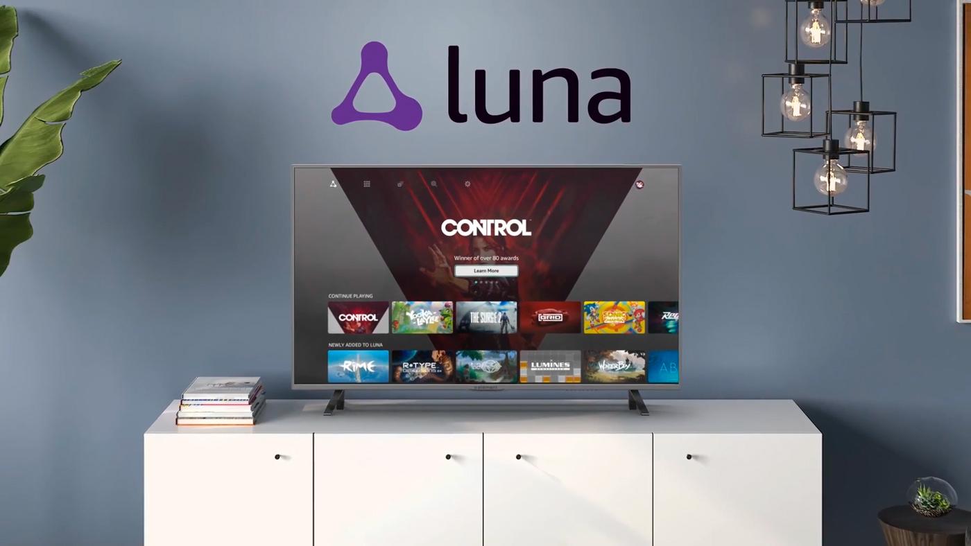 🎮 Amazon anonsuvav zapusk vlasnogo igrovogo servisu Luna